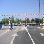 Ulaz -Veliko gradsko parkiralište