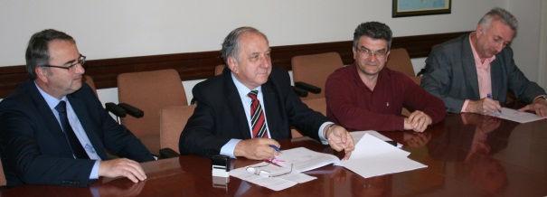 Potpisan ugovor  za pretovarnu stanicu